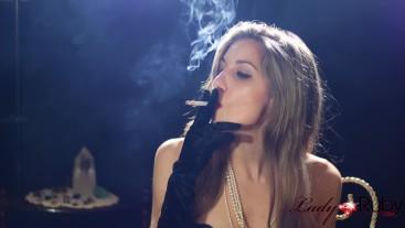 3 Scenes of Smoking
