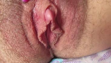 Close up big clit jerking and cumming full video HD