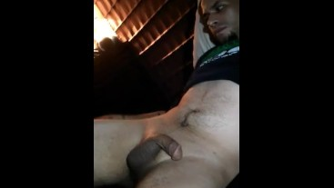 Flaccid to erect cock