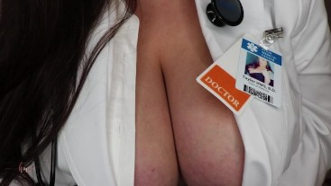 Sucking on My nipples dick growth- SPH