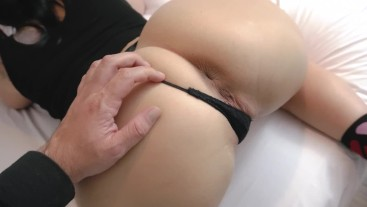 juicy ass anal creampie