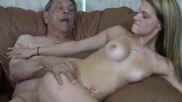 Horny old man fuck grandsons girlfriend HOPE HARPER | Modelhub.com