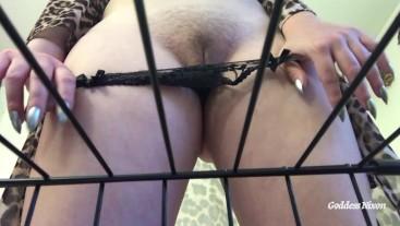 No Pussy For My Prisoner POV
