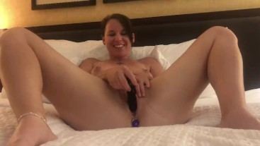 Riley Jacobs - Solo on hotel bed