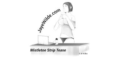Mistletoe Strip Tease
