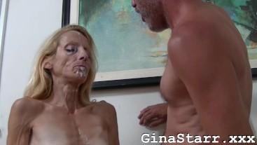 Gina Starr CumShots # 17