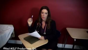 Rachel Steele MILF1714 - Cum draining physical Part 1