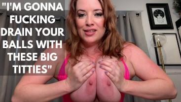 Cum Between Maggies Gorgeous Tits