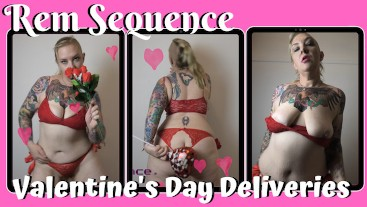 Valentine's Day Deliveries - Rem Sequence