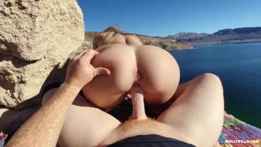 Amateur Couple Lakeside Adventure Porn - Molly Pills - Paradise POV