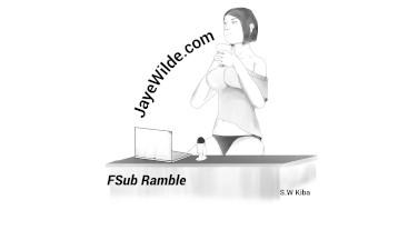 Subby Female Ramble Fap
