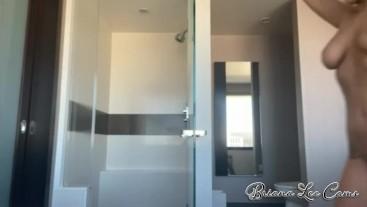 Briana Lee - Vegas Shower