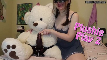 Plushie Play 2 (bad dragon, creampie) (full)