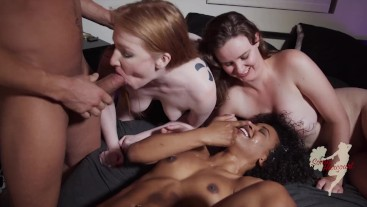 Sonia Harcourt in Wild Group Sex with Xander Corvus, Demi Sutra, Jay Taylor
