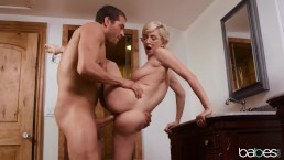 Babescom - Cock thirsty Skye Blue needs big hard cock up her wet pussy