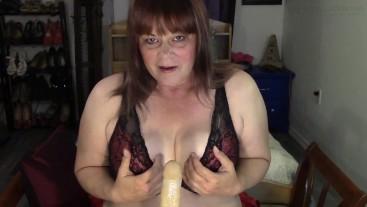 Step-Auntie Wraps Tits Around Your Cock