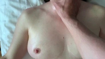 Massage Gone Wrong - MILF Begs for Rough Fuck and Big Cum Facial