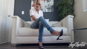 Your BBC Loves My Dangling Heels - Nikki Ashton