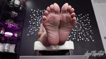 Perfect Beautiful Delicious Feet - Nikki Ashton