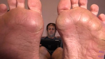 POV: You Will Pay More If You Don't Cum To My Feet