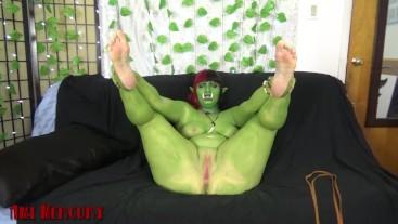 Orc Girl Breeding POV Fuck & Impregnate Warcraft Porn