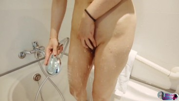 Becky Clearidge Takes A Shower. I Like it