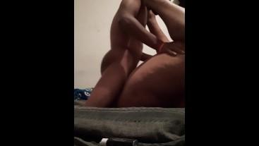 HARDCORE FUCKING MY SLAVE