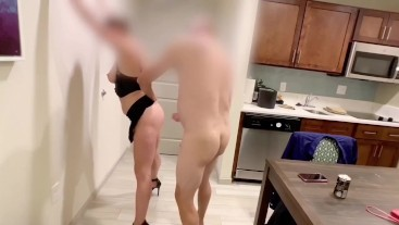 Submissive HOTWIFE used by older DOMINANT Bull (Part 1 of 5) Cuckold husband  films