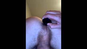 Twink's Anal Toy Fun