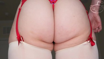 Lily Lou Jiggly Butt JOI - .mp4