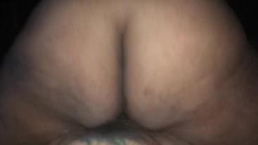 bbw pregnant latina ride bbc reverse creampie