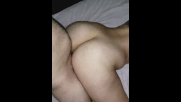 FUCKING YOUR GIRLFRIEND SEXY MOANING BIG BOOTY SLUT