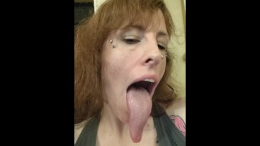 Tongue wiggle