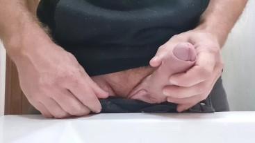 Rather cum in the sink, than sink in the cum?